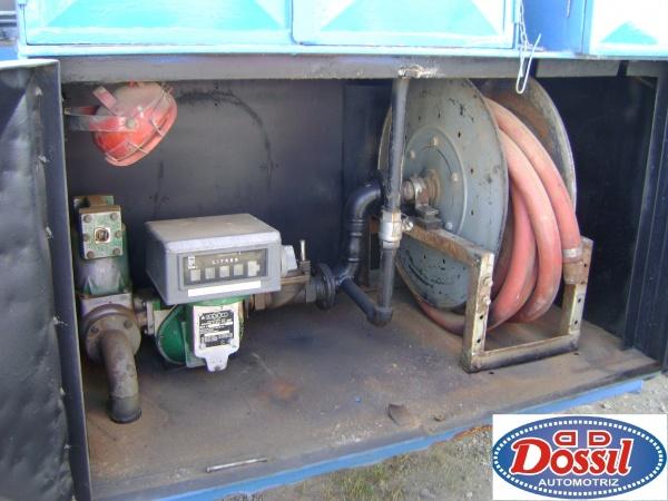 Cami n ford cargo 2631 a o 2003 estanque combustible for Estanque agua 500 litros