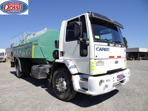 Camion ford cargo 1722 a o 2007 estanque aljibe para 10 for Estanque aljibe
